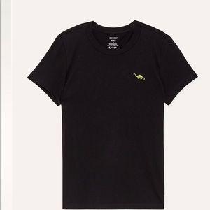 Sunday Best Dinosaur Embroidered T-Shirt